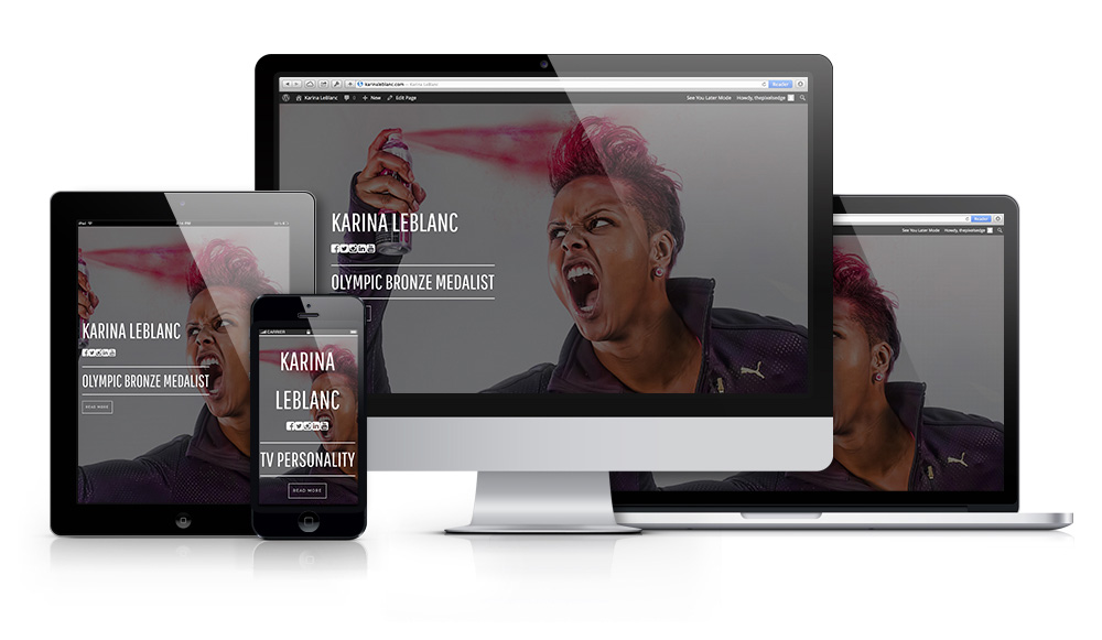 The Pixel's Edge - Responsive Websites